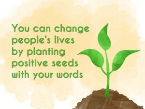 positive seeds